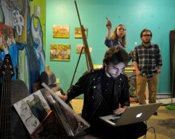 MACRoCK Fundraiser: Pop-In Art Show