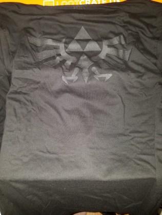 Back of Zelda Hoodie