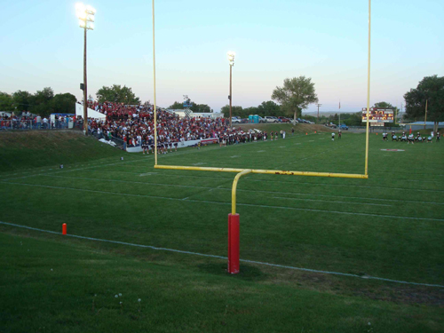 Tonkin Field. Photo courtesy Ernie Over.