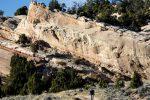 JBR biker good stone background