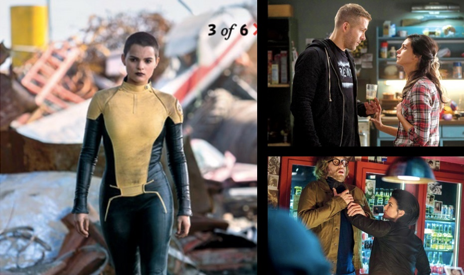 Deadpool photos show off cast and x men costume x men films for Dead pool show in jaipur