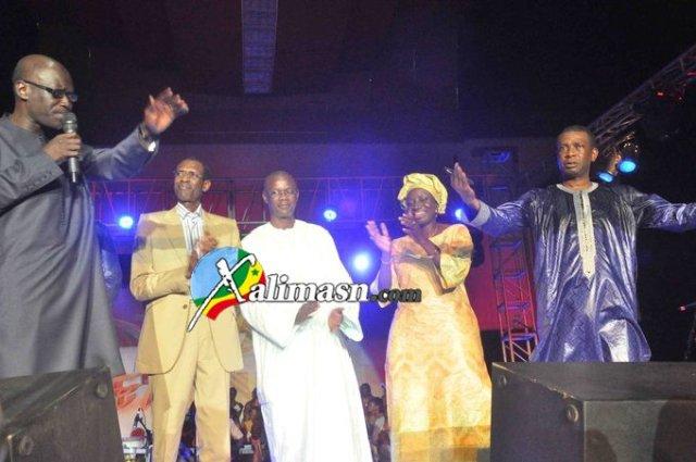 les ministre du mbalax aminata tourre seydou gueye mor ngom