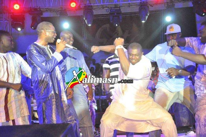youssou avec balla gaye 2 et sathies