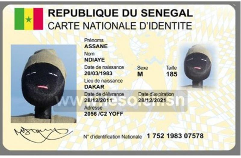 Lancement le 04 octobre (Officiel) — Cartes d'identité numérisées