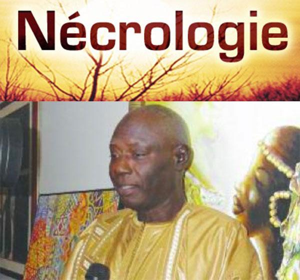 Le chanteur Ndiouga Dieng n'est plus — Nécrologie