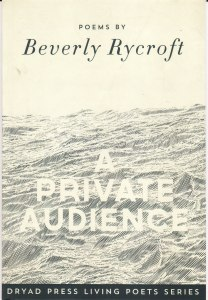 A private audience