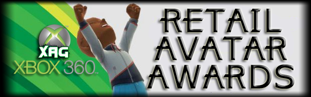 Retail XBOX Avatar Awards (1/6)