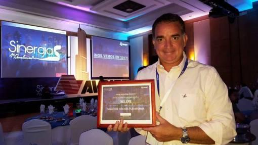 """Xelere recibe reconocimiento """"Solución Tercera Plataforma"""" #Sinergias2016"""