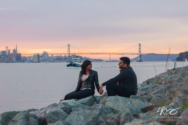 Divya Ashi Shoreline Park Oakland Port Engagement-11