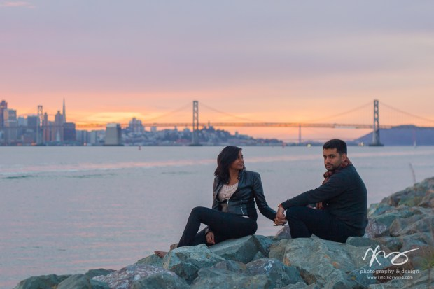 Divya Ashi Shoreline Park Oakland Port Engagement-12