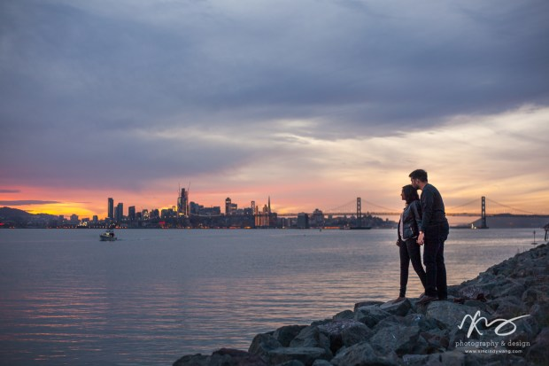 Divya Ashi Shoreline Park Oakland Port Engagement-20