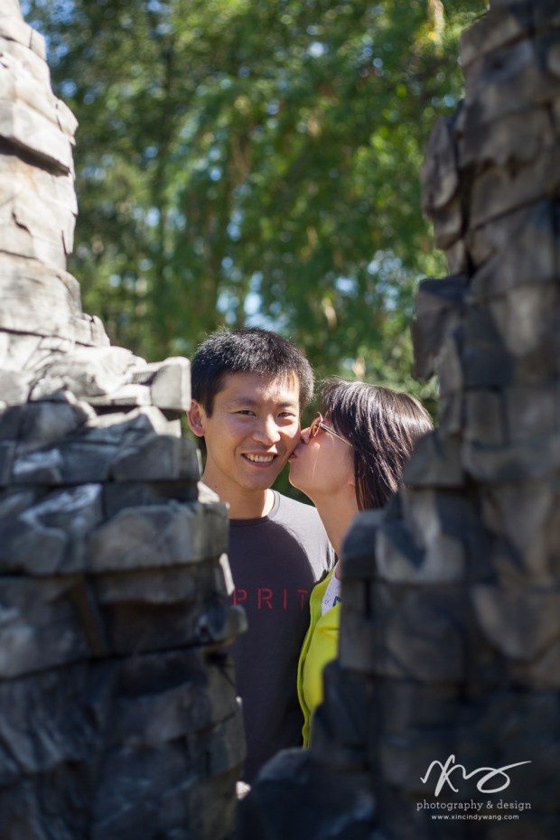 Hann Kun Boston deCordova Sculpture Park Engagement-3