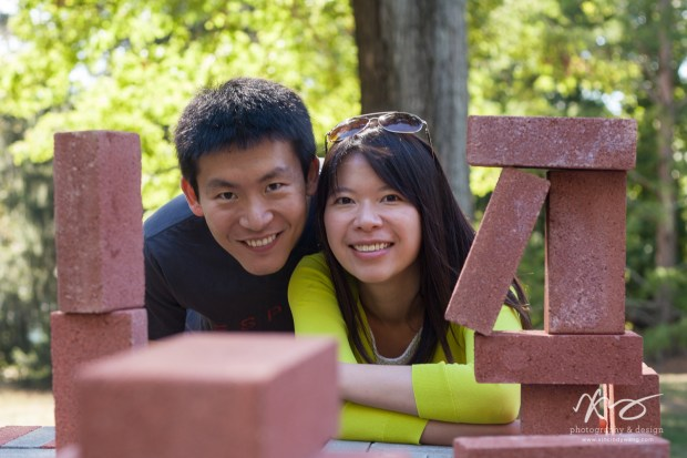 Hann Kun Boston deCordova Sculpture Park Engagement-5