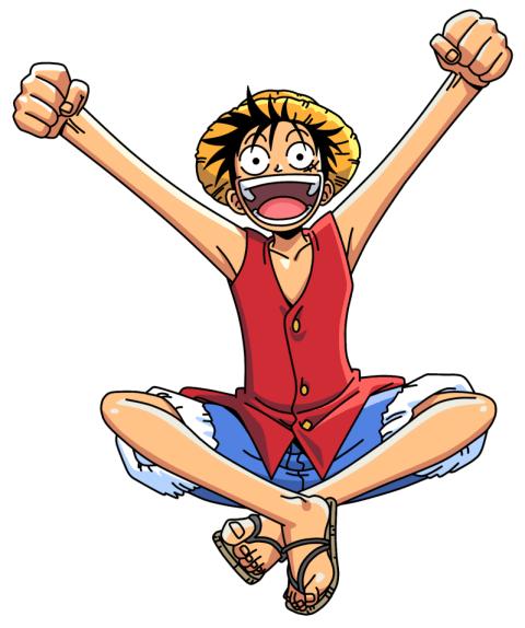 Luffy_by_BBXL