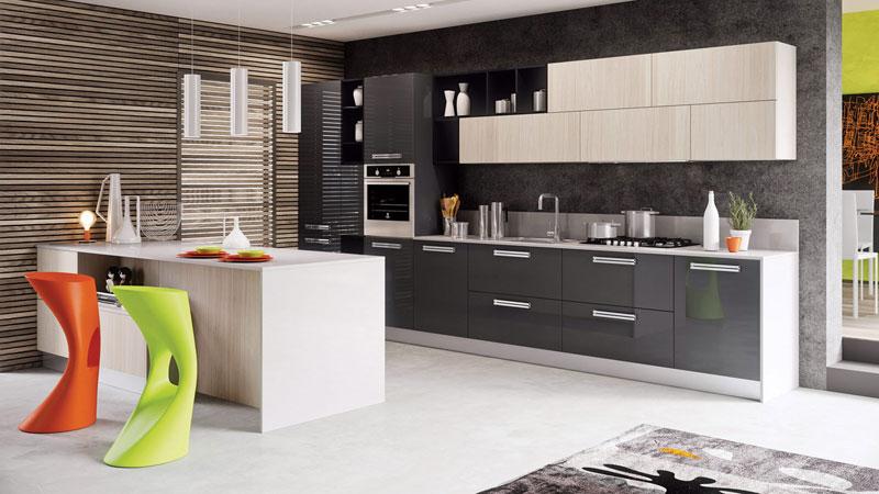 5 модных трендов в дизайне кухни