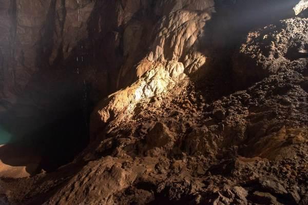 Новоафонские карстовые пещеры_05
