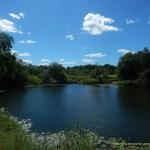 Река Тёбза.