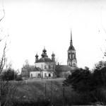 с.Унорож, церковь Благовещения (1814)
