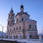 Воскресенская церковь Нерехты
