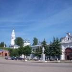 Судиславль, Советская площадь