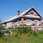 Дом в Пыщуге