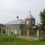 Николаевская церковь с.Пыщуг