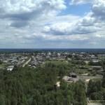 Село Пыщуг