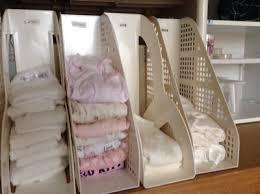 赤ちゃん 服 収納 100均