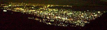 比叡山 夜景