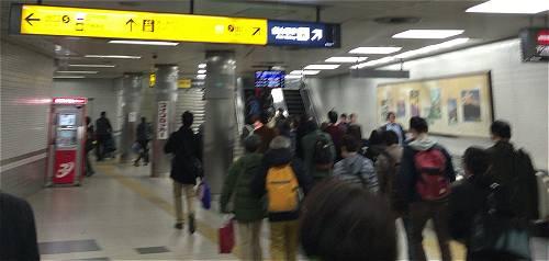 京阪電車叡山電車乗り継ぎ