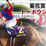 菊花賞2014勝馬トーホウジャッカル
