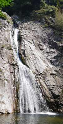 布引の滝へハイキング