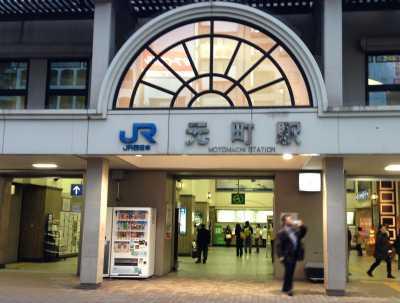 ルミナリエ アクセス・最寄り駅
