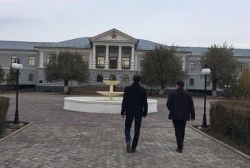 ИНФОРМАЦИЯ О ЧИЖЕВСКОМ В МУЗЕЕ КАРЛАГА. ДОЛИНКА, КАЗАХСТАН.