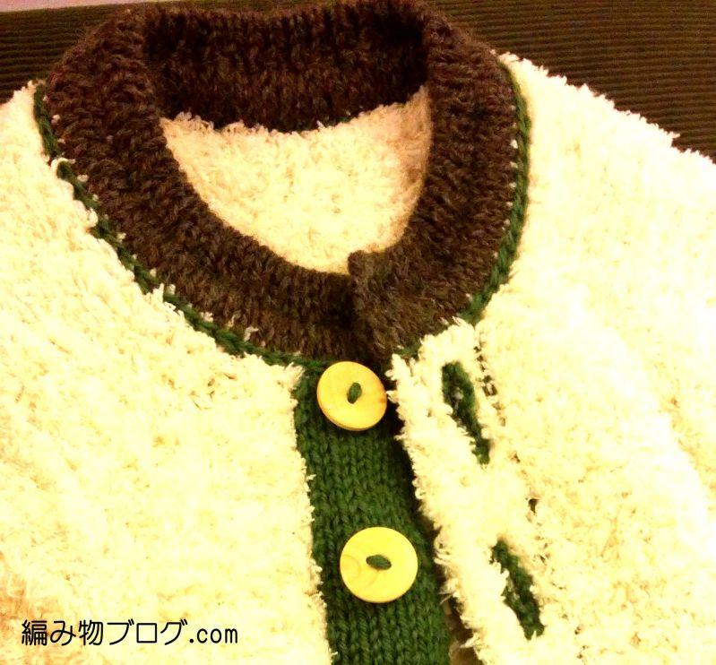 【第2回】簡単準備!ダイソー×編み物で子供用カーディガンを作ろう!【全2回】