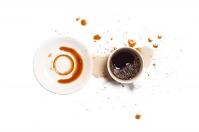 コーヒー 染み抜き