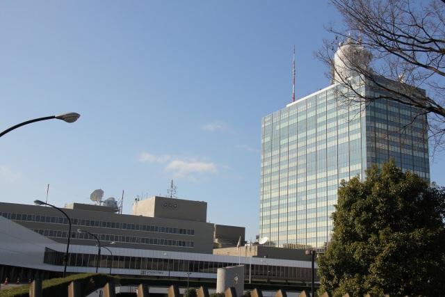 NHK職員 公務員