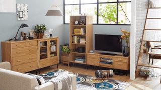 北欧家具の収納家具特集