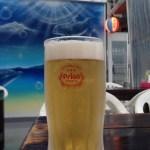 ゴールデンウィークも今日で終わり。疲れた体にビールはどうですか!