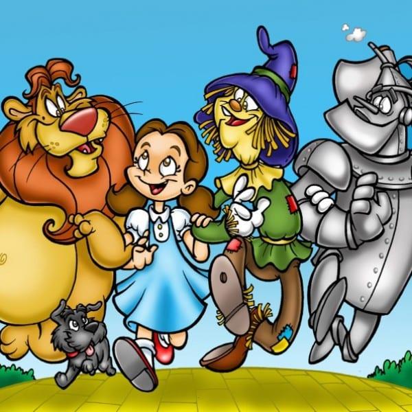 Cuento El Mago de Oz