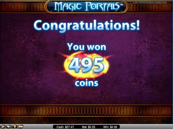 ベラジョンカジノ_MAGIC PORTALS_2