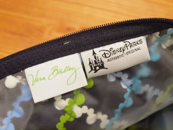 ヴェラLarge Cosmetic Bag by Vera Bradley