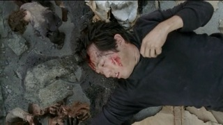グレン死亡