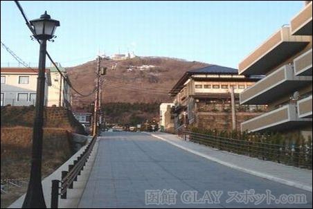 景色 良好 日和坂 ひよりざか 函館 デートコース 磯谷有希 YUKI ジュディアンドマリー JUDY AND MARY JAM 恋愛 彼氏 朝方 函館山 富士山 見上げる