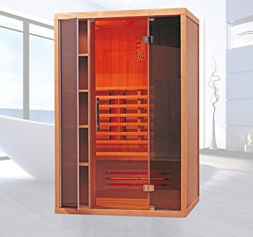 infrarotkabine archive seite 2 von 2 m bel24. Black Bedroom Furniture Sets. Home Design Ideas