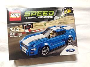 LEGO SPEED 75871 マスタング