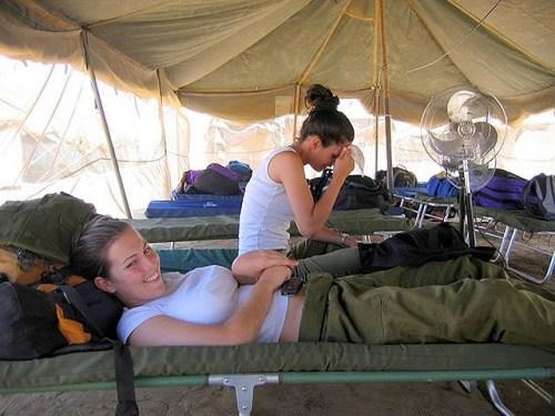 イスラエル軍の女性兵士103