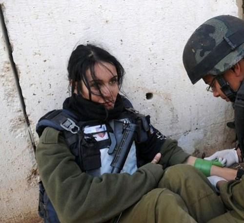 イスラエル軍の女性兵士151