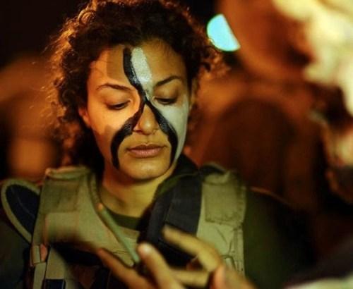 イスラエル軍の女性兵士153