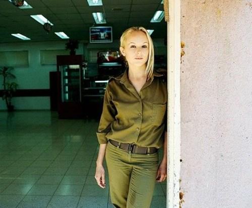 イスラエル軍の女性兵士157